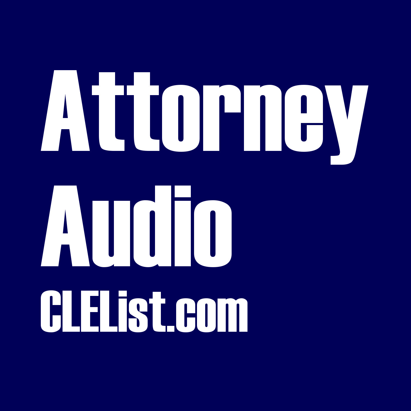 New York Attorney Audio